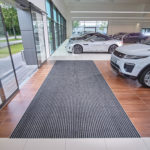 Geggus Entrance Matting Car Show Room