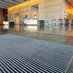 Entrance Matting Systems - First Impressions Last