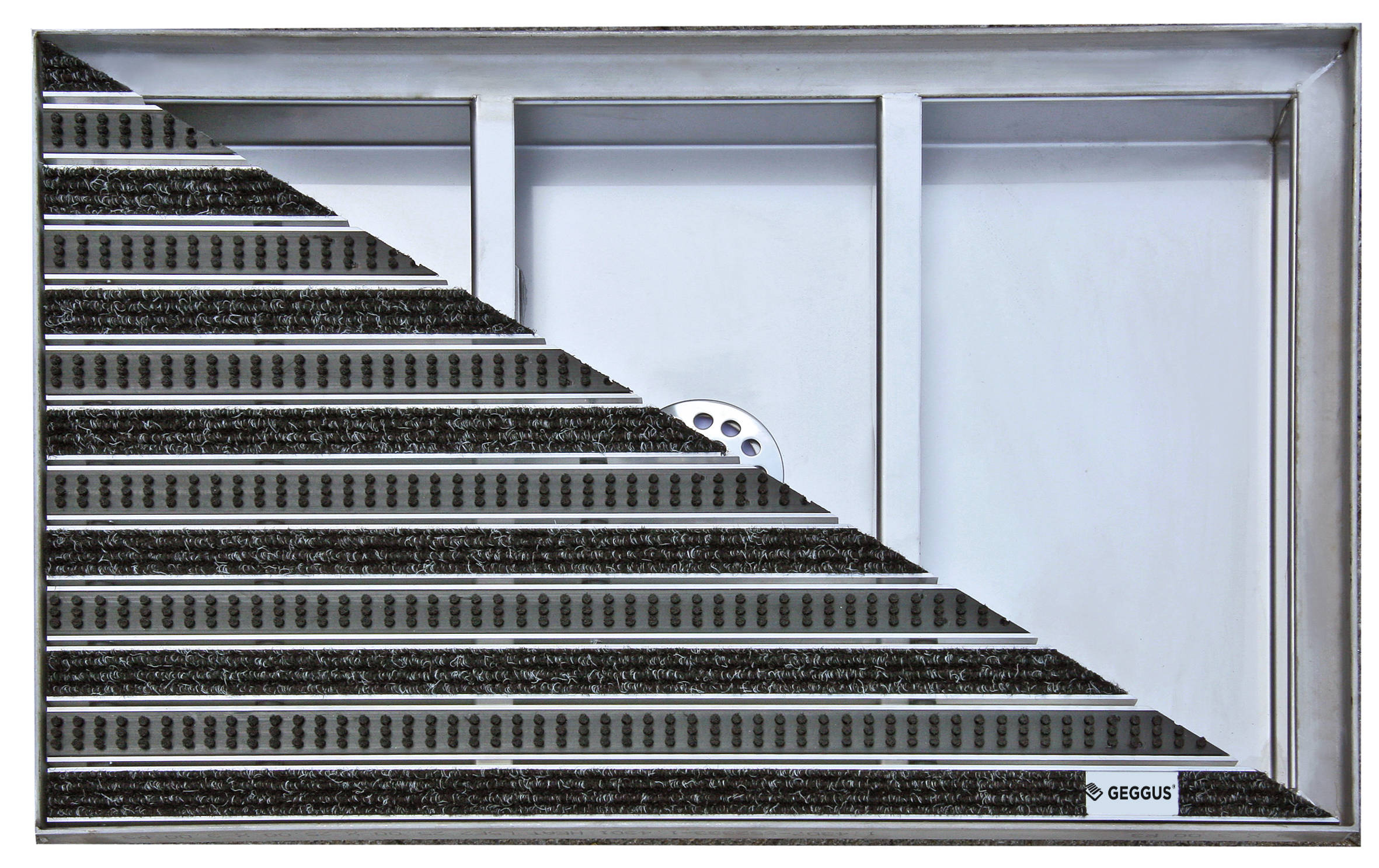 Geggus Entrance Matting Dirt collecting tray